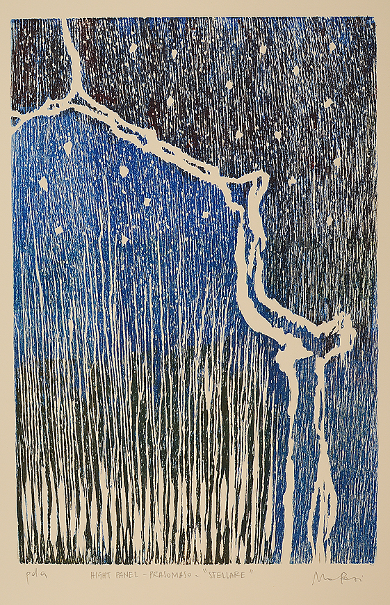 Prasomaso stellare – blu